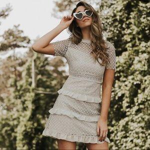 Fun & Flirty Dress x ChicWish